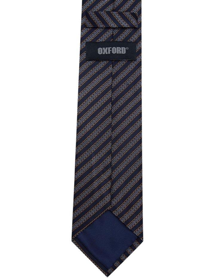 Texture Stripe Tie image 3
