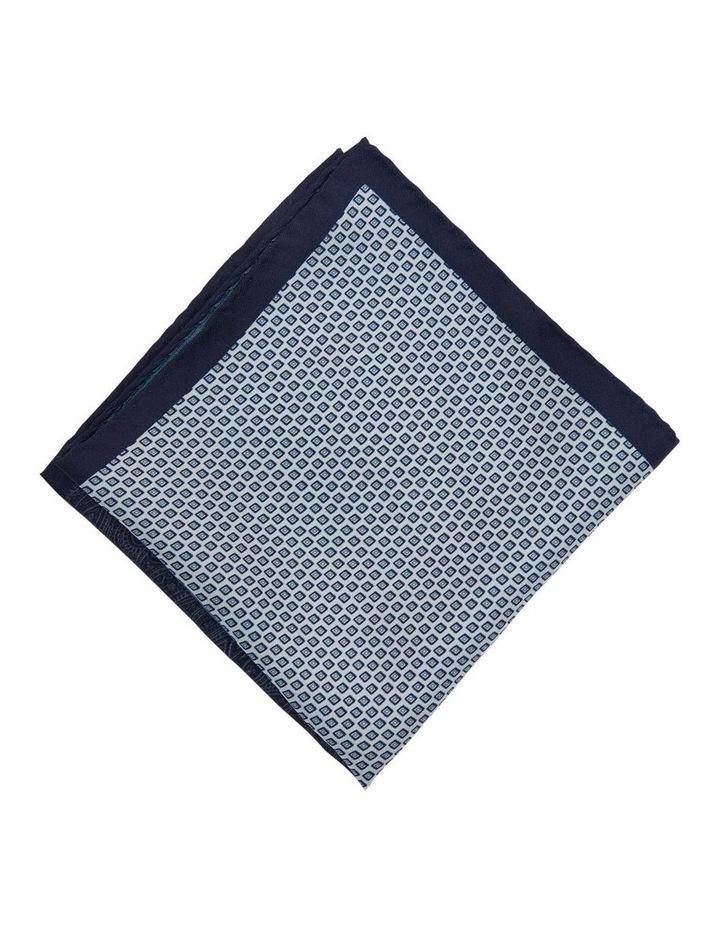 Pocket Square Printed Silk Multi image 2