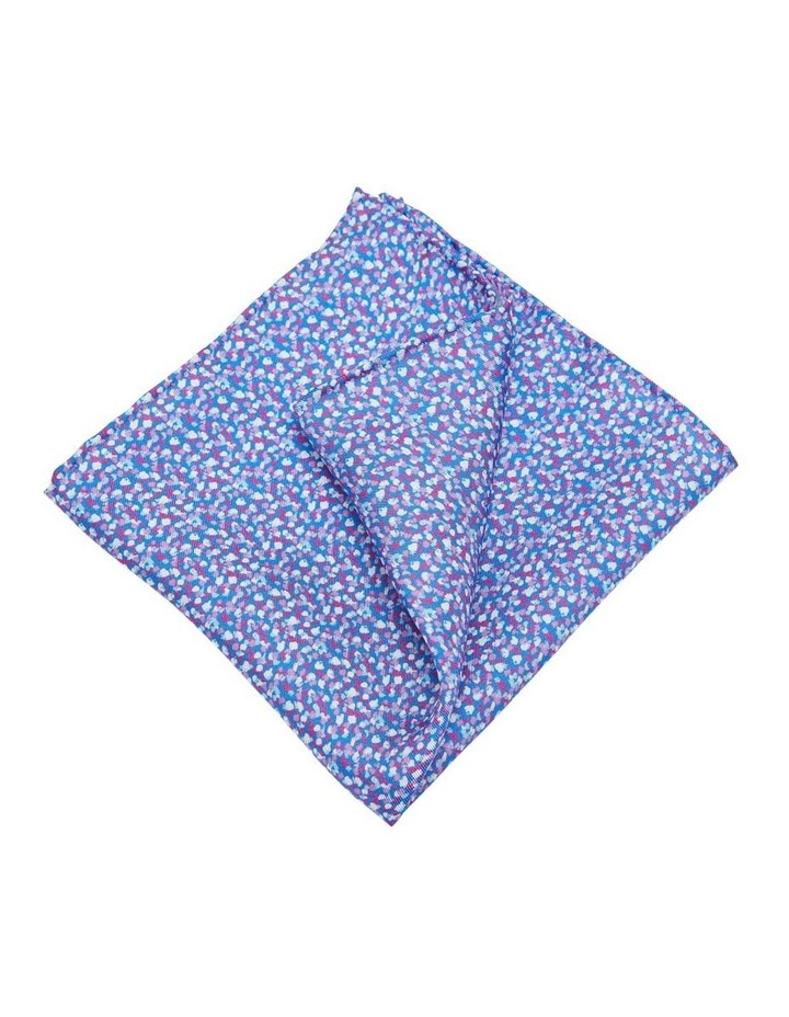 Painterly Ditzy Pocket Square image 1