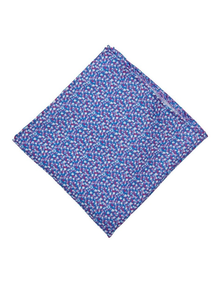 Painterly Ditzy Pocket Square image 2
