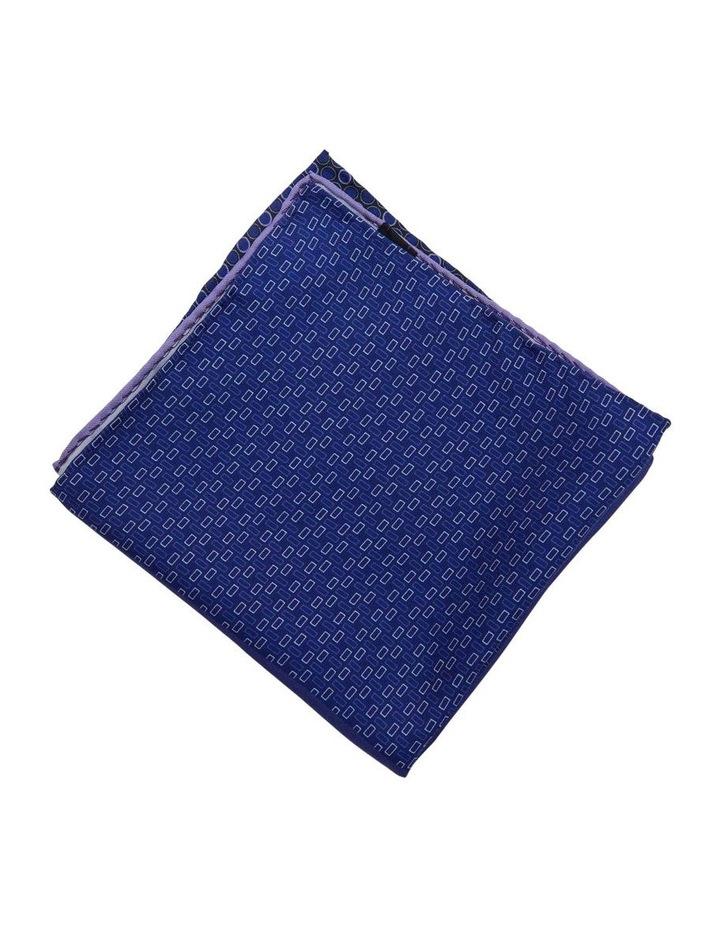 Retro Multi Design Pocket Square image 2