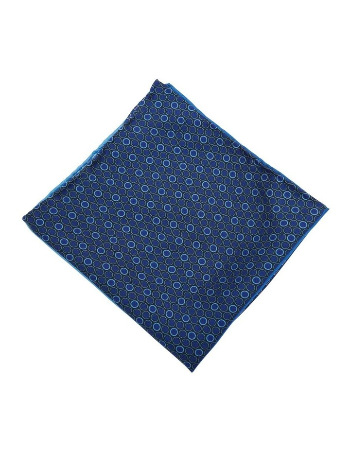 Retro Multi Design Pocket Square image 2