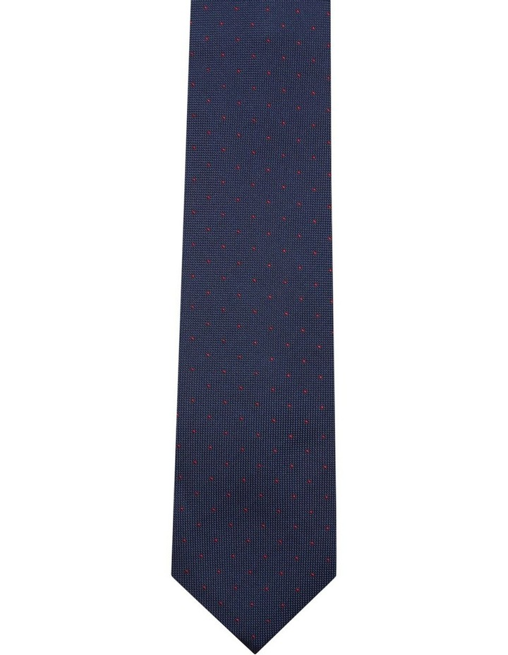 Orderly Dot Tie image 1