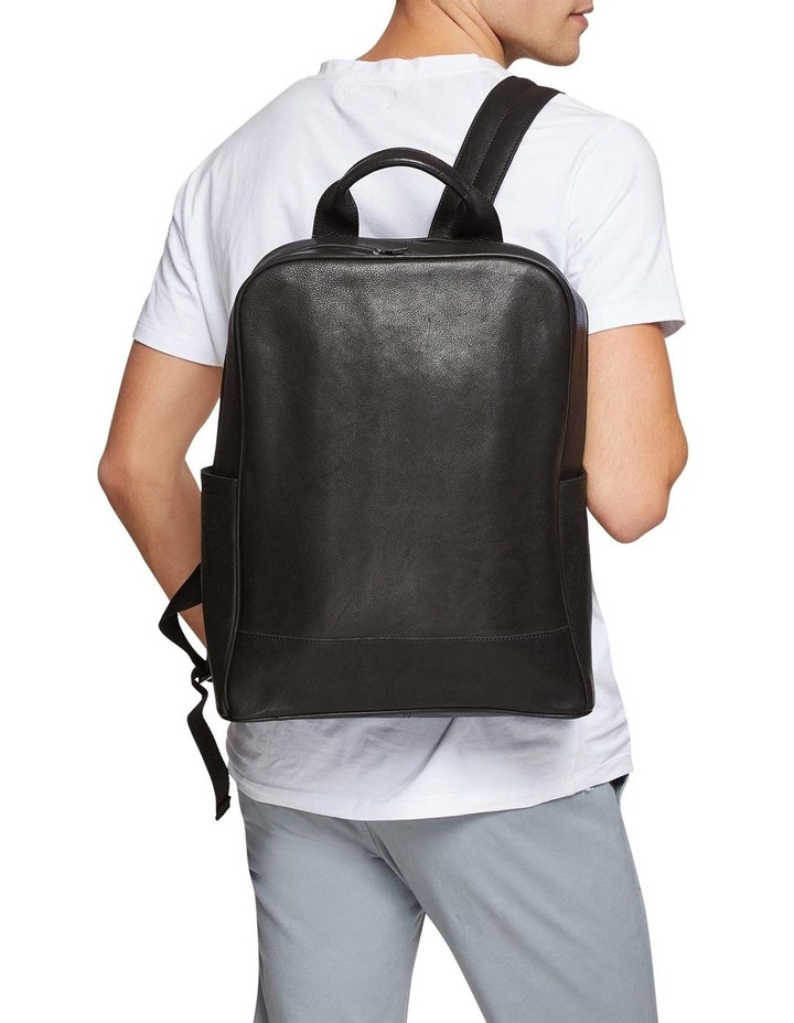 Clinton Leather Backpack image 5