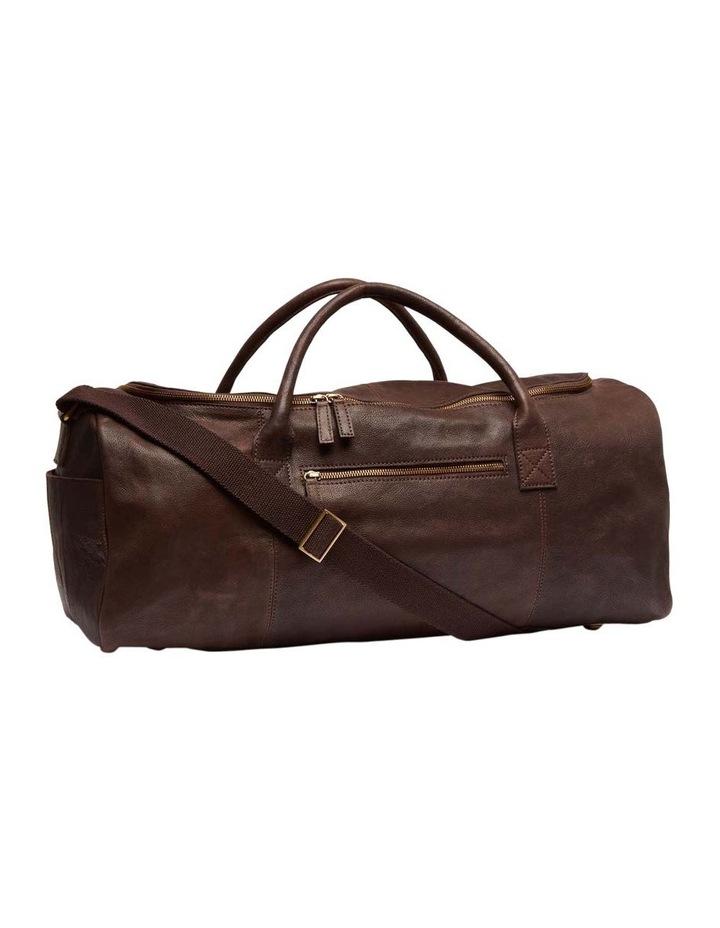 Reid Leather Weekender Bag image 1