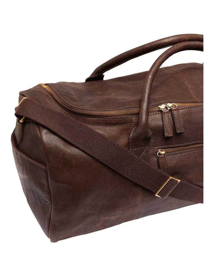 Reid Leather Weekender Bag image 4