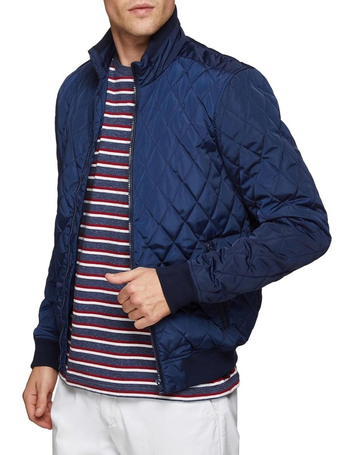 Benjamin Quilted Puffa Jacket X image 2