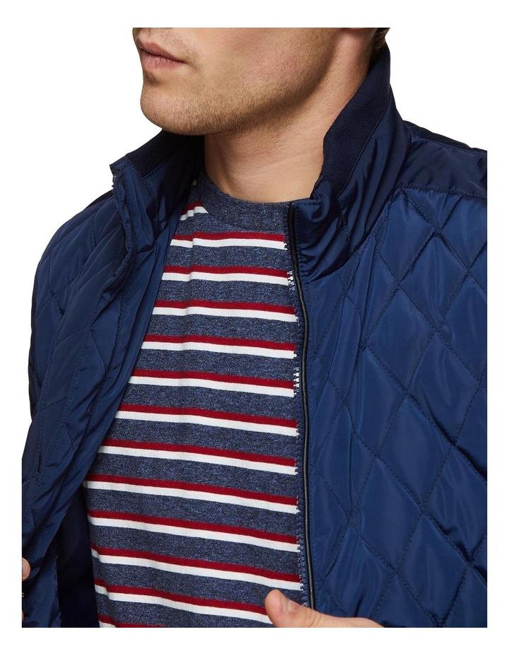 Benjamin Quilted Puffa Jacket X image 4