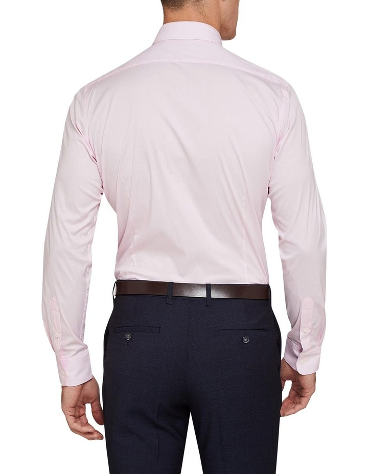 Pink Stretch Travel Shirt image 3