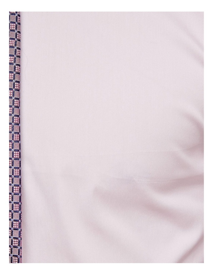 Pink Stretch Travel Shirt image 6