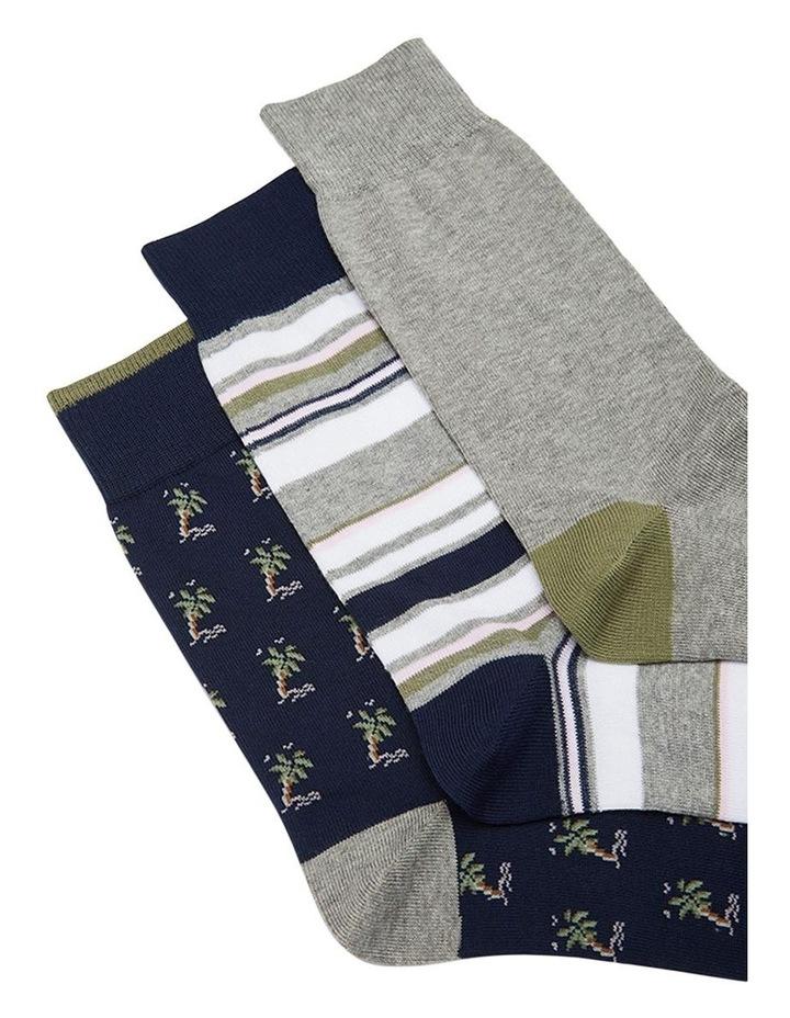 Lucas 3 Pack Socks image 2