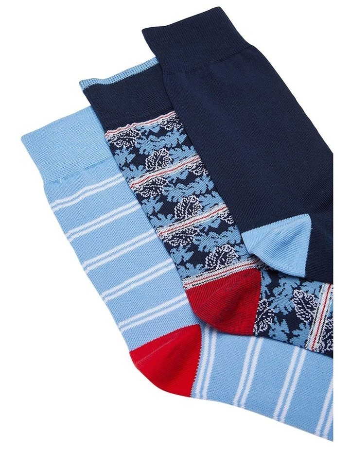 Frond 3 Pack Socks image 2