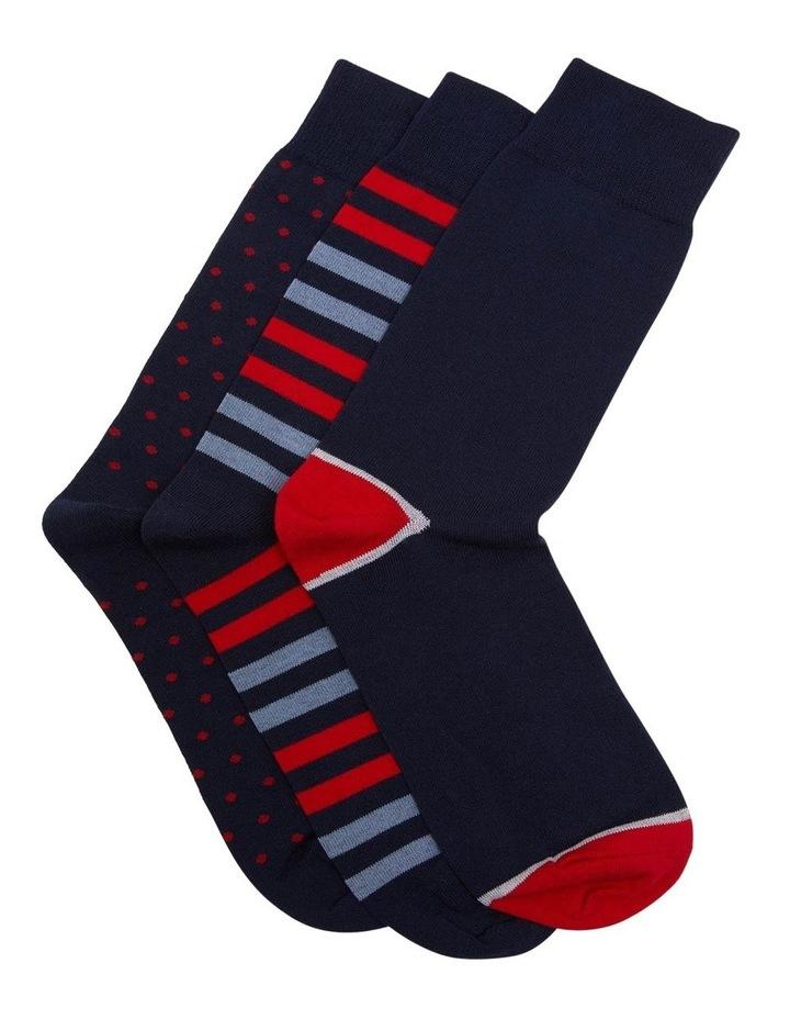 Bear 3 Pack Socks image 1