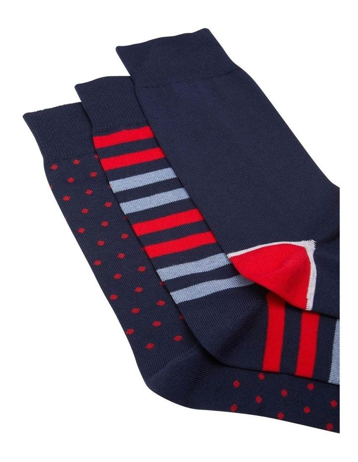 Bear 3 Pack Socks image 2