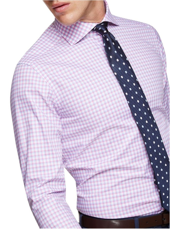 Trafalgar Checked Luxury Shirt image 4