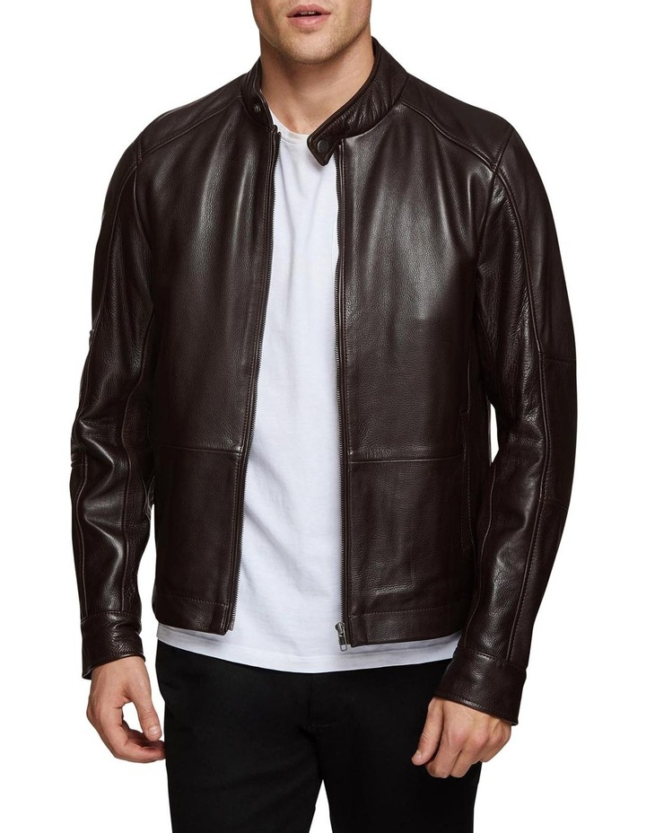 Bradley Leather Jacket image 1