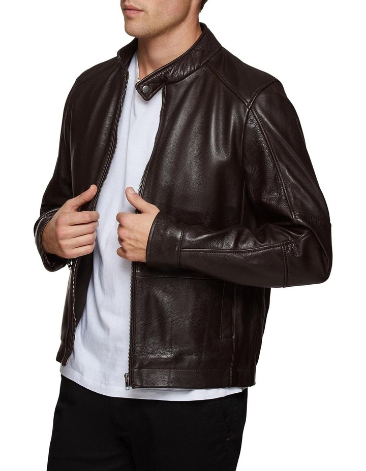 Bradley Leather Jacket image 2