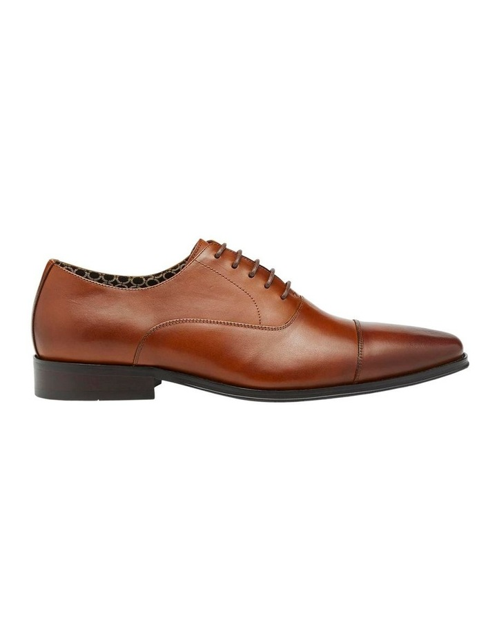 Mario Leather Oxford Shoes image 1