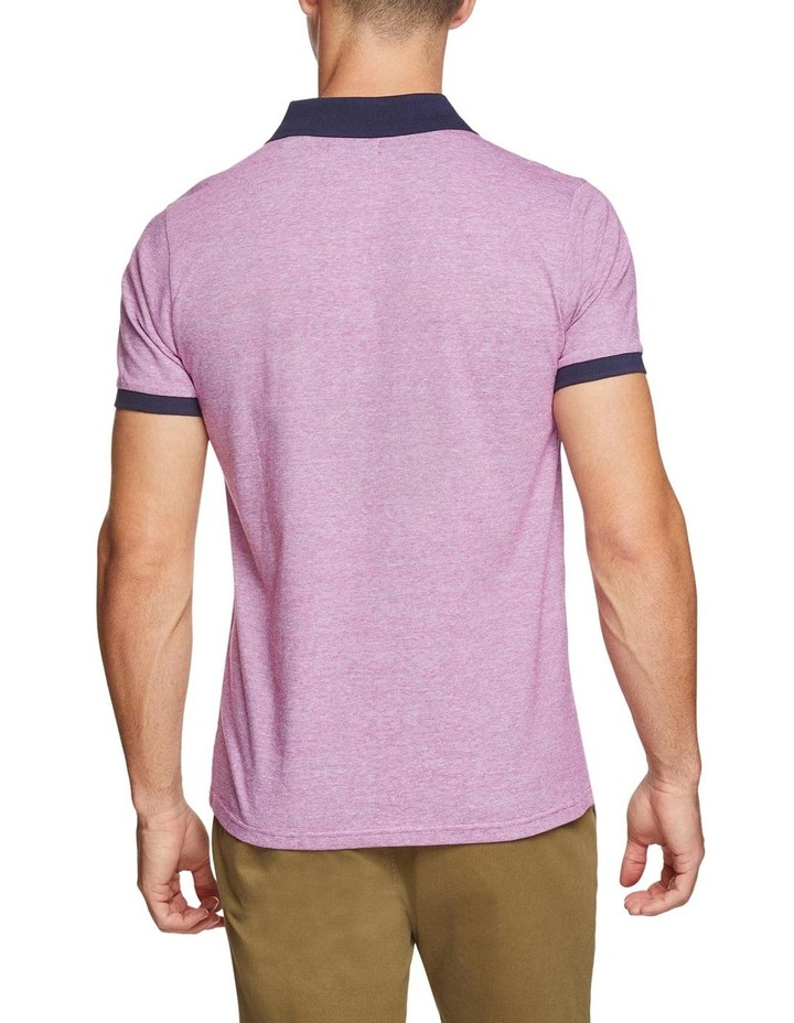 Jay Feather Stripe Polo image 3