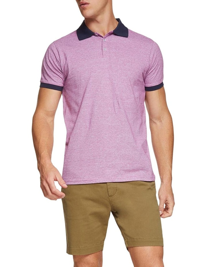 Jay Feather Stripe Polo image 5