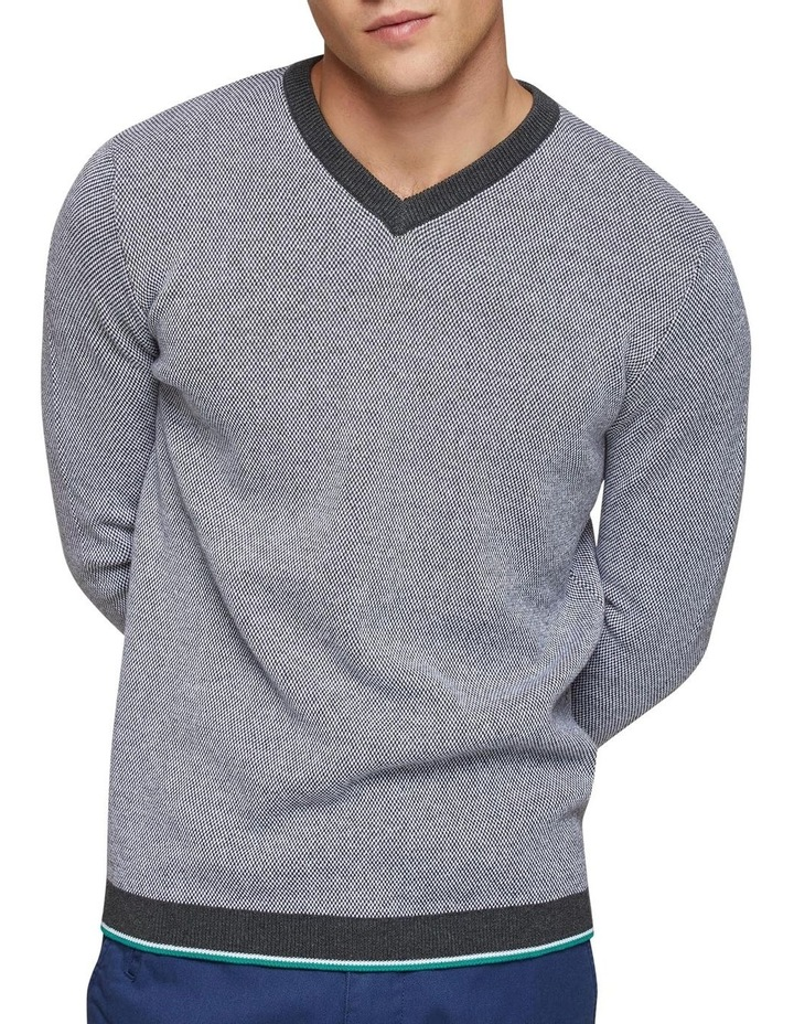 Andy V-Neck Pullover image 4