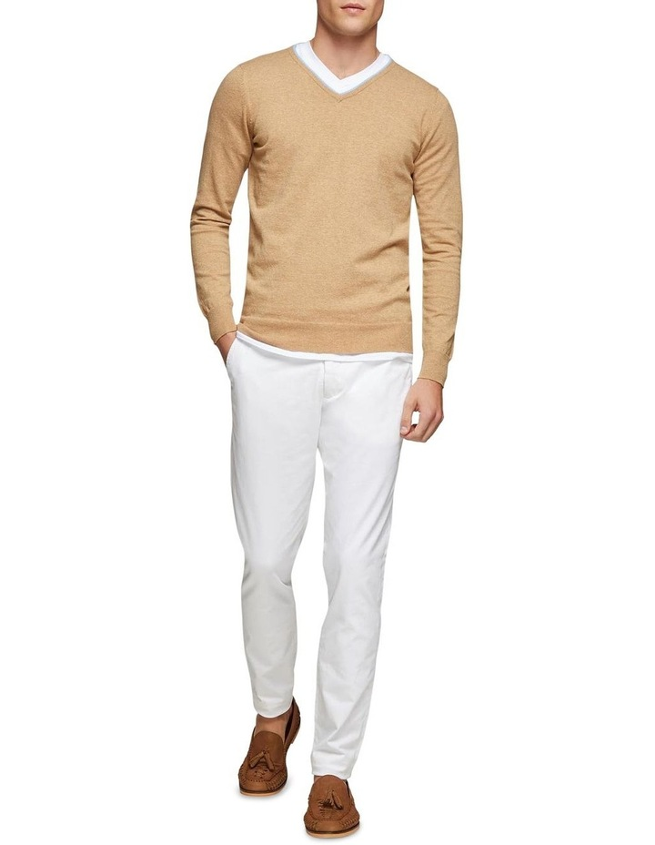 Perry Tipping V-Neck Pullover image 5