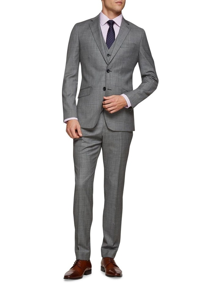 New Hopkins Wool Stretch Suit Jacket image 5