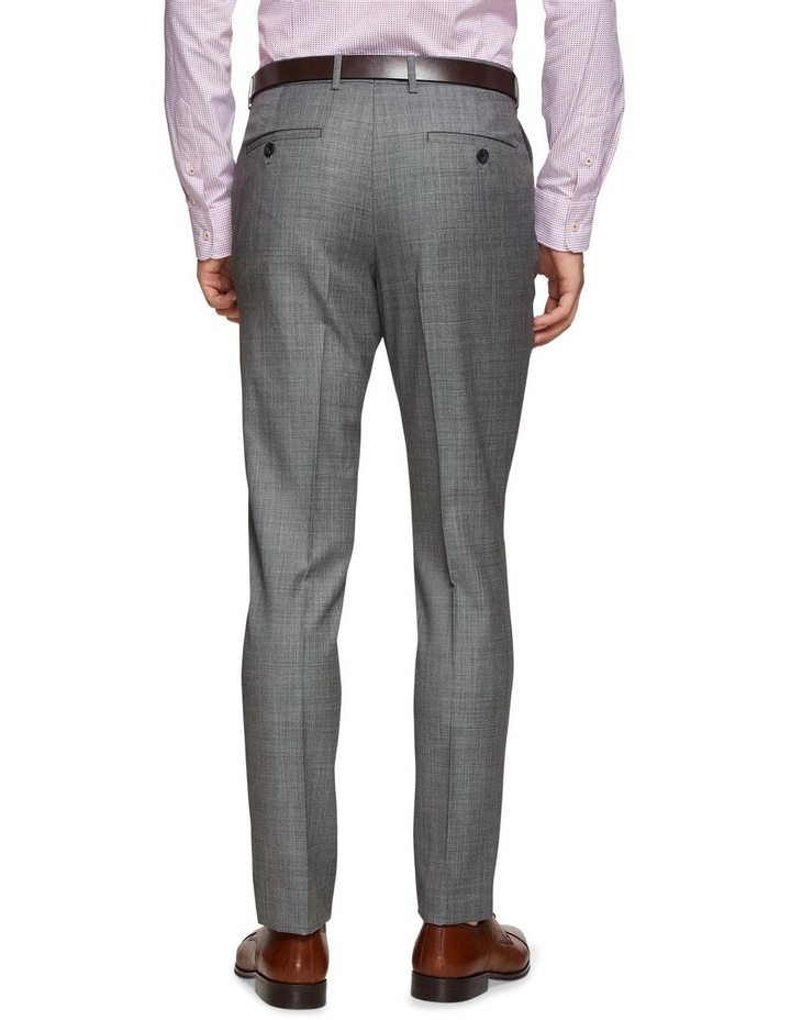 Hopkins Wool Stretch Suit Trousers image 3