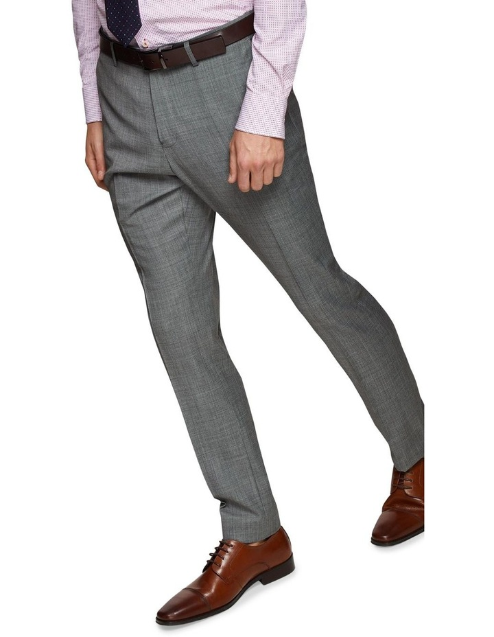 Hopkins Wool Stretch Suit Trousers image 4