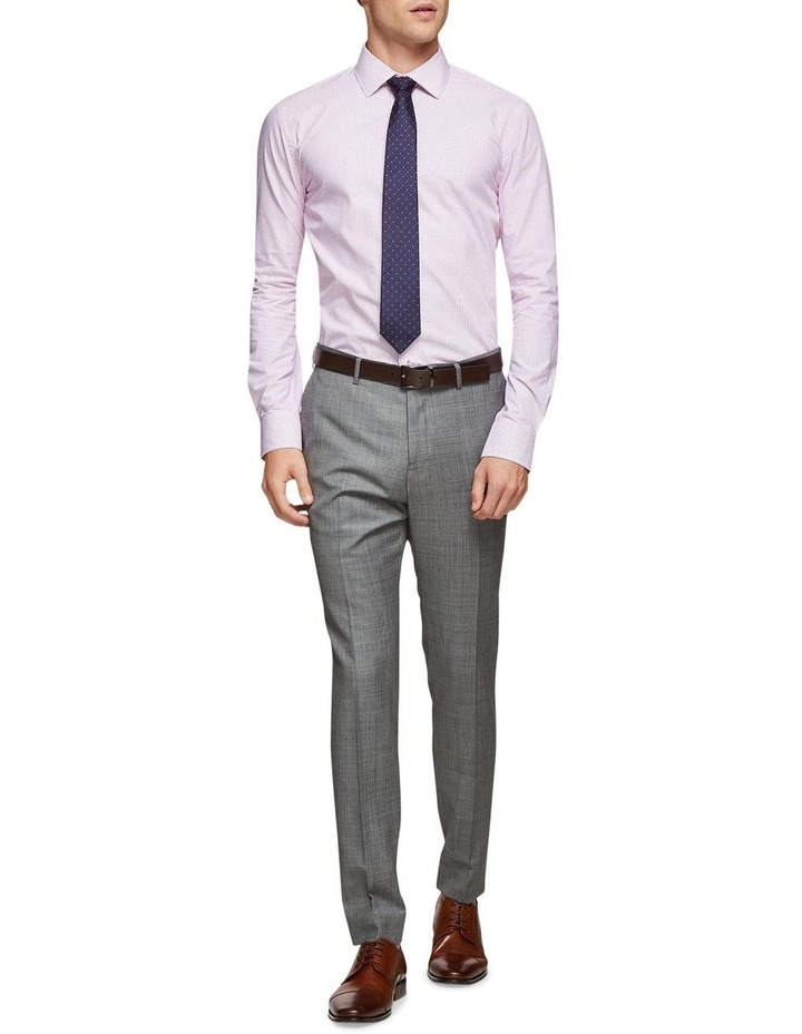 Hopkins Wool Stretch Suit Trousers image 5