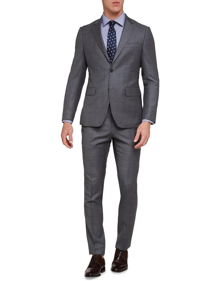 Byron Wool Suit Trousers image 5
