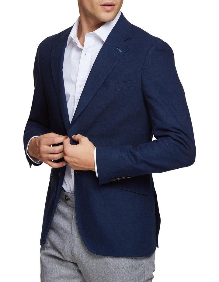 Blake Linen Cotton Blazer image 2