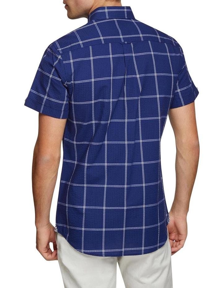 Tottenham Checked S/S Shirt image 3