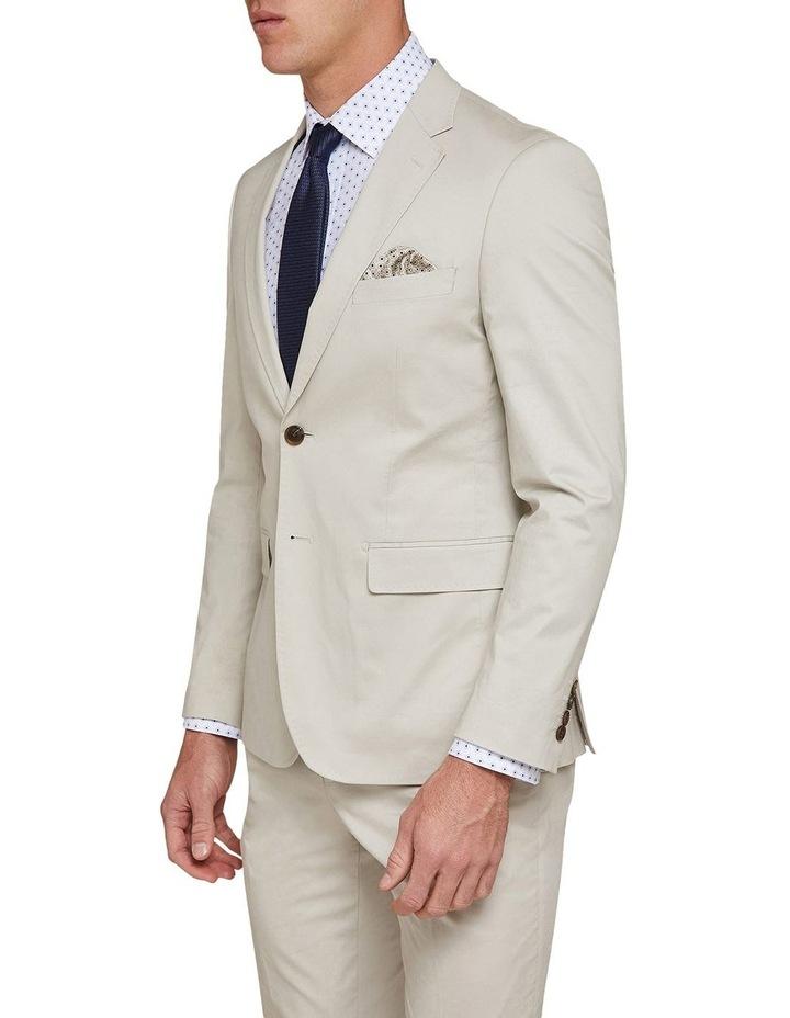 Byron Cotton Stretch Suit Jacket image 2