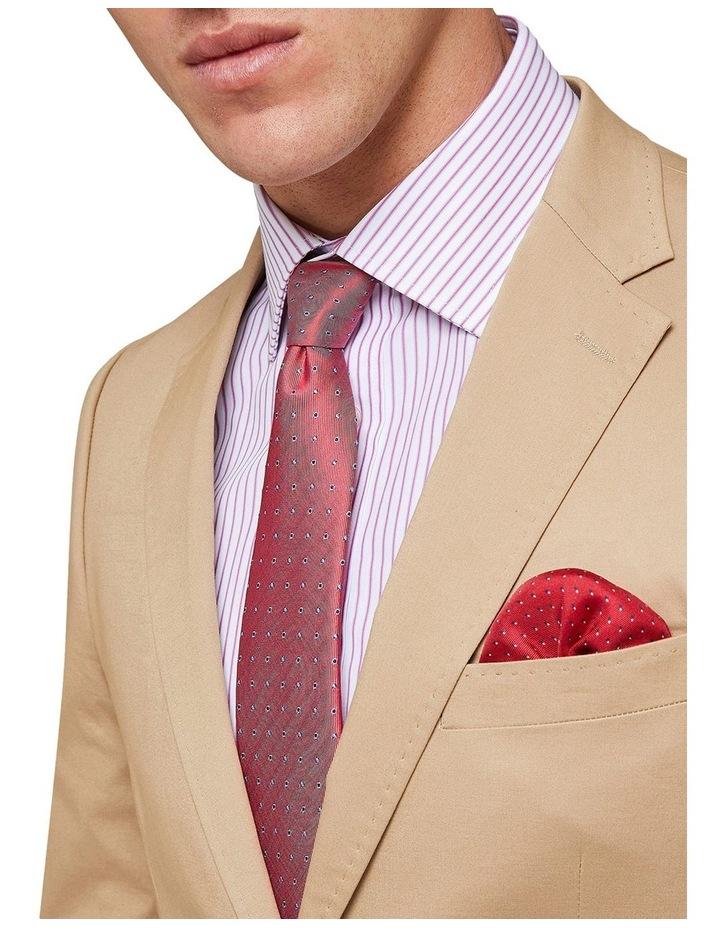 Byron Cotton Stretch Suit Jacket image 4