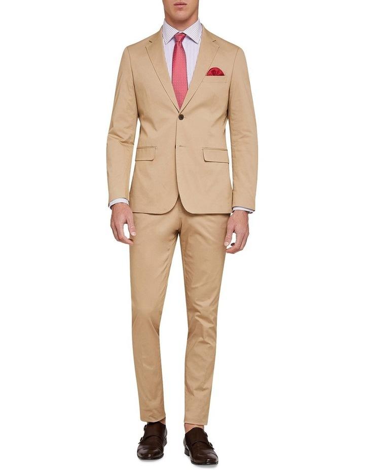 Byron Cotton Stretch Suit Jacket image 5