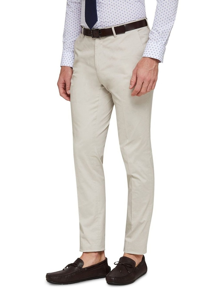 Byron Cotton Stretch Suit Trousers image 2