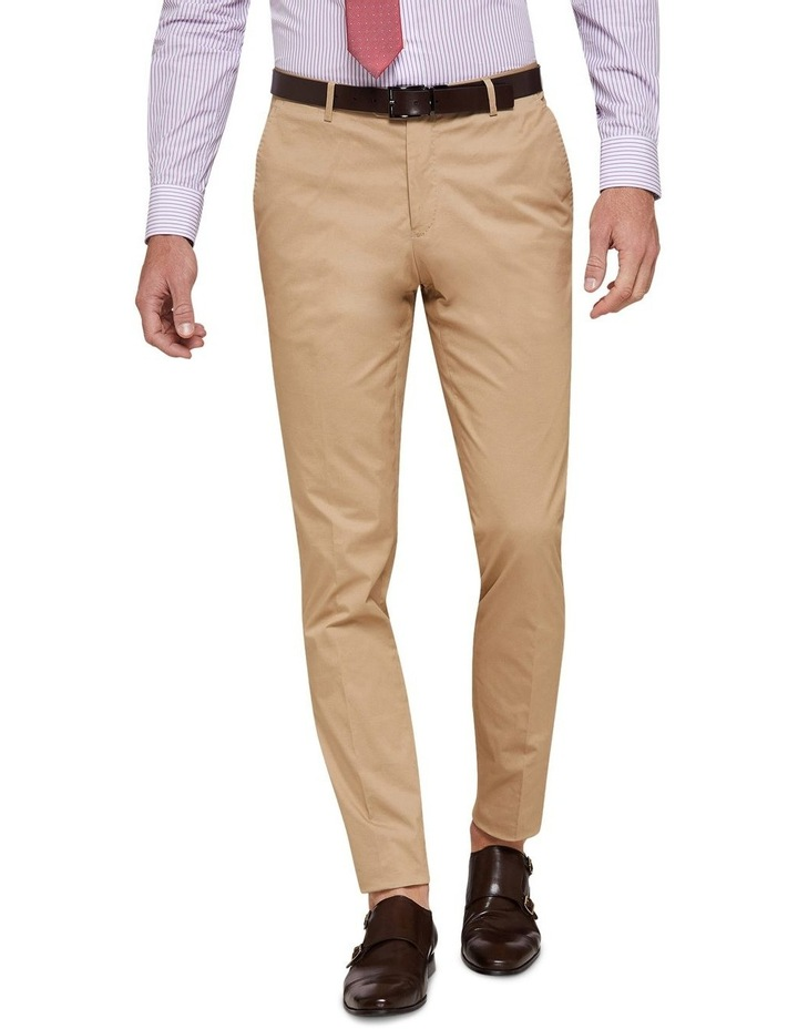 Byron Cotton Stretch Suit Trousers image 1