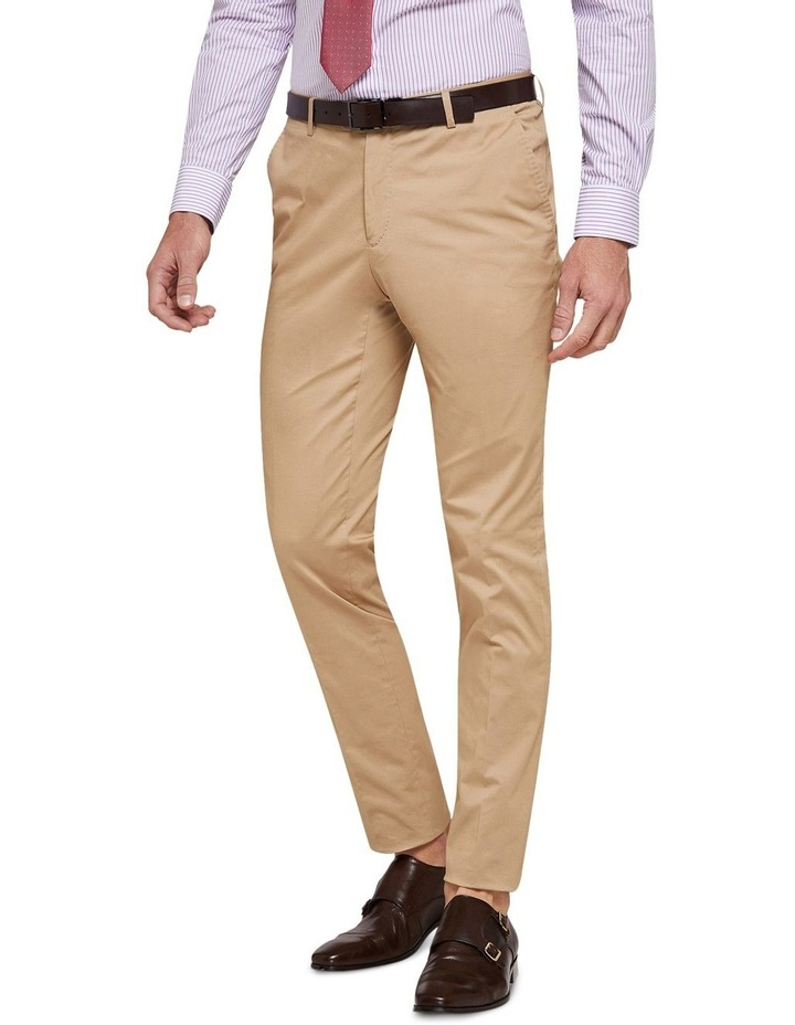 Byron Cotton Stretch Suit Trousers image 2
