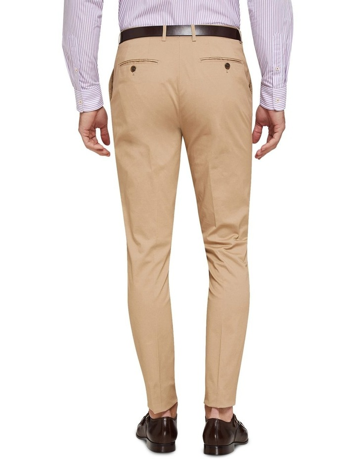 Byron Cotton Stretch Suit Trousers image 3