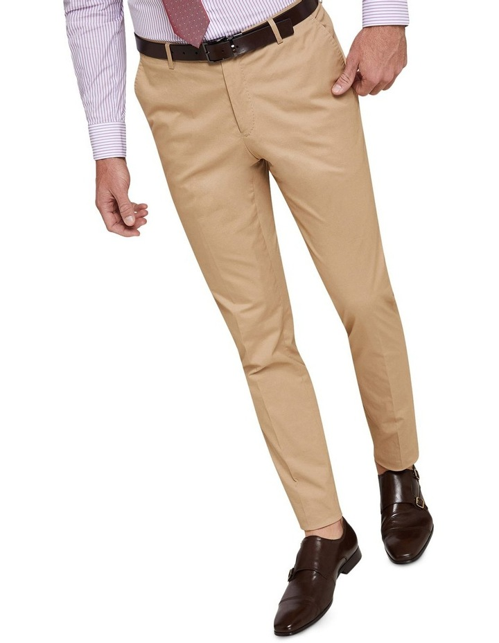 Byron Cotton Stretch Suit Trousers image 4