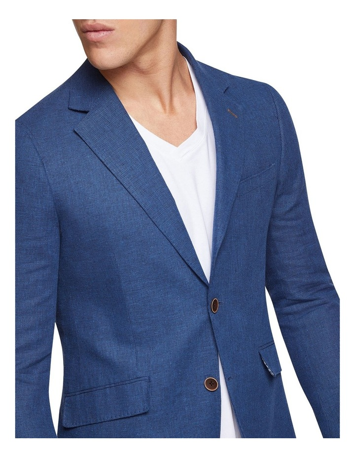 Blake Linen Cotton Blazer image 4