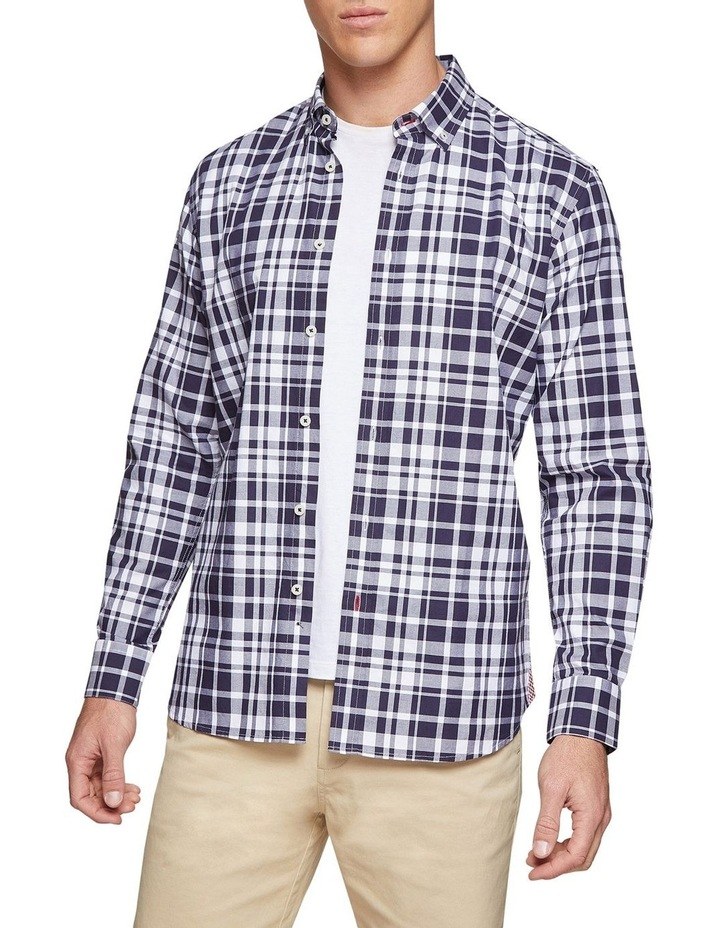 Stratton Checked Regular Fit Shirt image 1