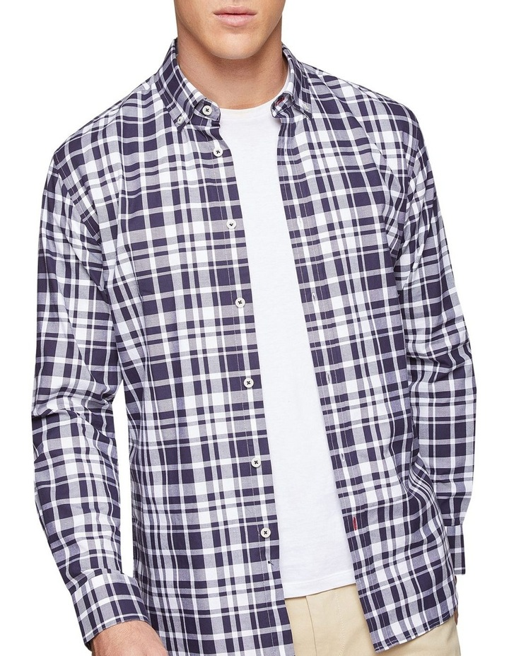 Stratton Checked Regular Fit Shirt image 4