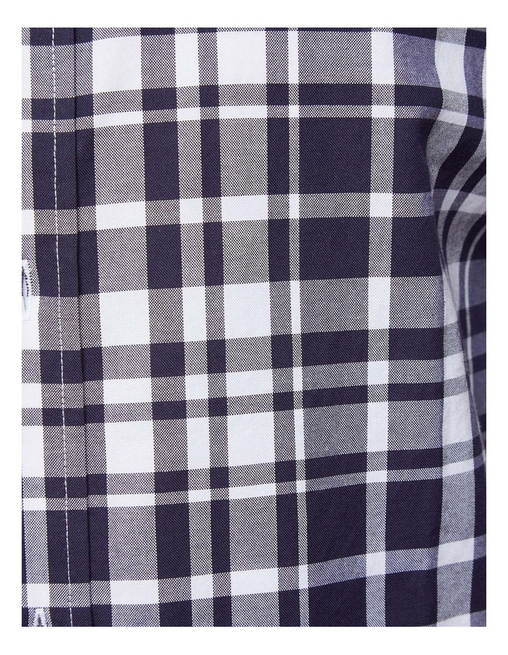 Stratton Checked Regular Fit Shirt image 6