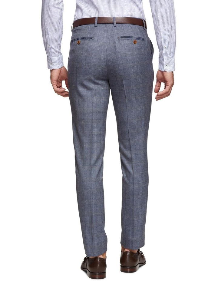Byron Checked Luxury Suit Trousers image 3