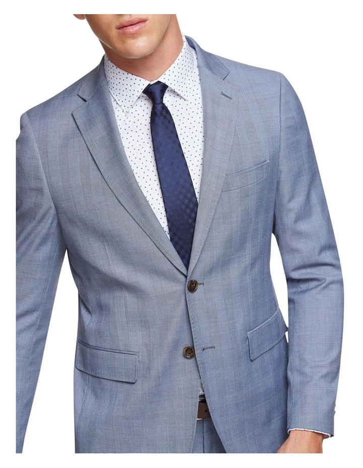Auden Eco Checked Suit Jacket image 4