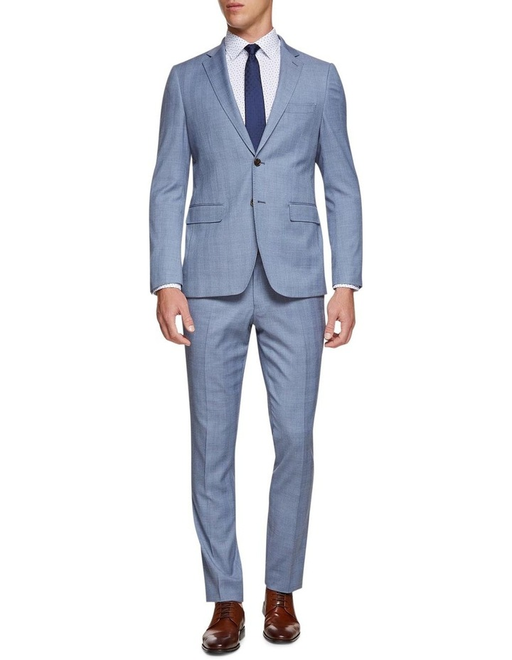 Auden Eco Checked Suit Jacket image 5