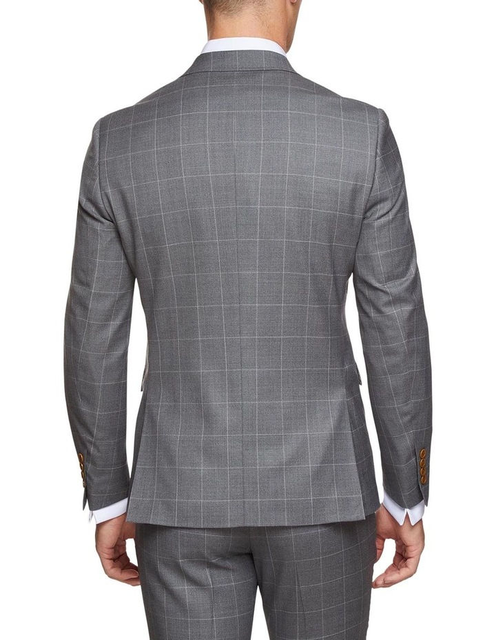 Byron Wool Stretch Check Jacket image 3