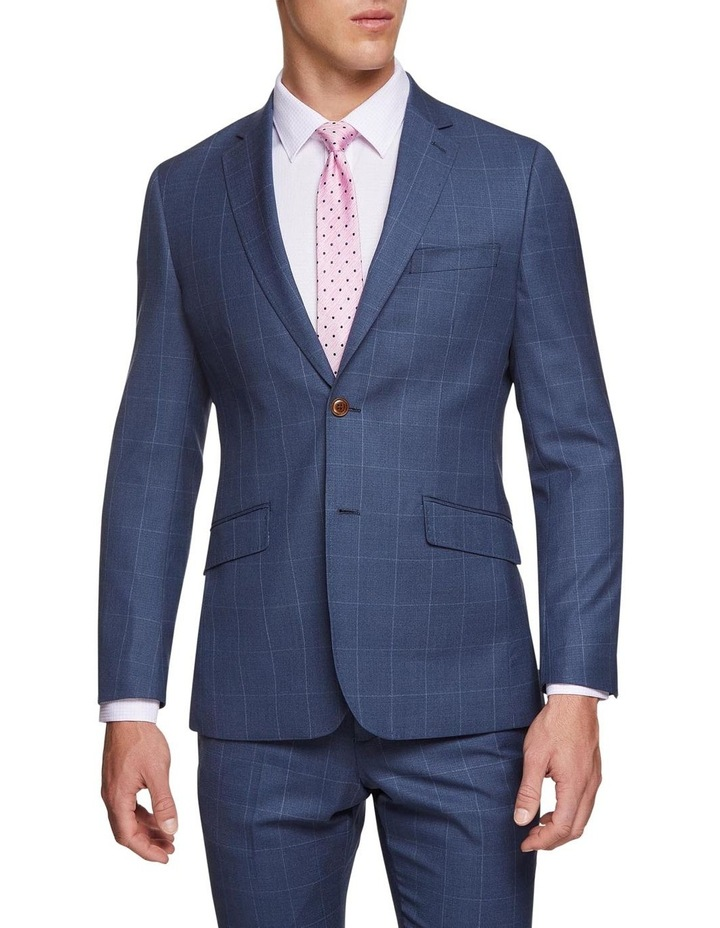 New Hopkins Wool Stretch Check Jacket image 1